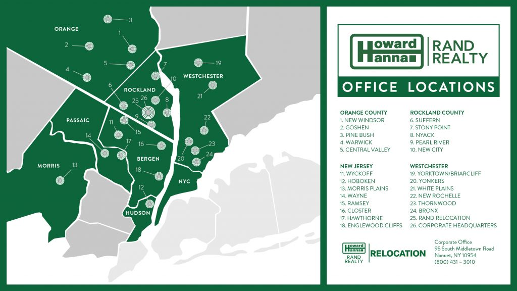 HH RR MAP Office Locations
